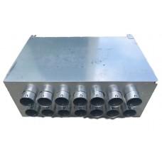 Oro paskirstymo kolektorius su garso izoliacija Brofer AKPD 200-14-75