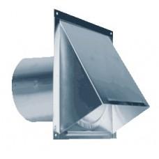 Padavimo-ištraukimo nerūdijančio plieno grotelės DN 160 VM-TP-160