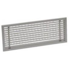Padavimo-grižimo aliuminio grotelės 350x100 Brofer LAF10350x100