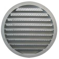 Padavimo-ištraukimo aliumininės grotelės Brofer USAV160