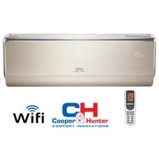 Šilumos siurblys Oras-oras Cooper&Hunter VIP Inverter CH-S09FTXHV-B Šildymo galia 3,0 kW, Šaldymo galia 2,6 kW Freonas R32