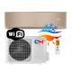 Šilumos siurblys Oras-oras Cooper&Hunter SUPREME GOLD CH-S12FTXAM2S-GD Šildymo galia 4,2 kW, Šaldymo galia 3,53 kW Freonas R32