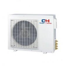 Šilumos siurblio Cooper&Hunter Nordic MULTISPLIT INVERTER CHML-U21RK3 išorinis blokas, šildymo galia 6,5 kW, Šaldymo 6,1 kW Freonas R410A