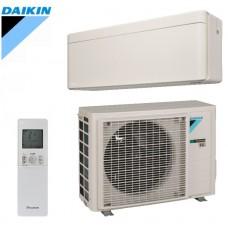 Šilumos siurblys Oras-oras DAIKIN STYLISH SPLIT INVERTER FTXA35AW+RXA35A Šildymo galia 5,2 kW, Šaldymo galia 4,0 kW Freonas R32 (Baltas)