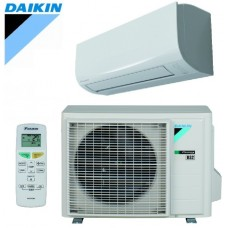Šilumos siurblys Oras-oras DAIKIN Sensira FTXF-A SPLIT INVERTER FTXF25A+RXF25A Šildymo galia 4,0 kW, Šaldymo galia 3,0 kW Freonas R32