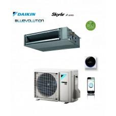 """Šilumos siurblys DAIKIN INVERTER ortakinis FDXM-F9 ''BLUEVOLUTION"""" FBA60A9+RZAG50A Šildymo galia 6,0 kW, Šaldymo 6,0 kW Freonas R32"""