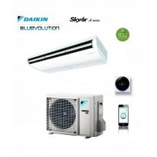 "Šilumos siurblys DAIKIN INVERTER ortakinis FHA-A9 ''BLUEVOLUTION"" FHA35A9+RZAG35A Šildymo galia 6,5 kW, Šaldymo 6,0 kW Freonas R32"