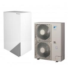 Daikin Altherma ERLQ011CV3+EHBH11CB3V 11,2 kW be karšto vandens talpos, be vėsinimo funkcijos be valdymo pulto, su 3kW tenu, 230/230V.