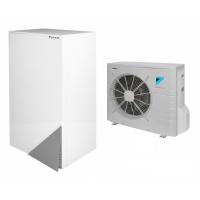 Daikin Altherma ERLQ004CV3 +EHBH04CB3V 5kW, be karšto vandens talpos, be vėsinimo funkcijos su valdymo pultu, 3kW tenu 230/230V