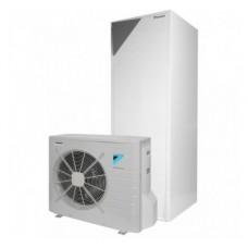 Daikin Altherma ERLQ004CV3+EHVH04S18CB3V 4,4 kW su 180l karšto vandens talpa, be vėsinimo funkcijos be valdymo pulto, 3kW tenu, 230/230V