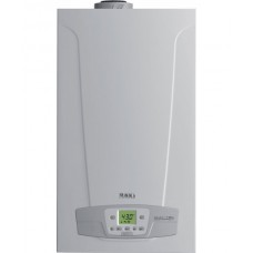 Dujinis kondensacinis katilas BAXI Duo-tec Compact 24 GA 24 kW, su greitaeigiu vandens šildytuvu