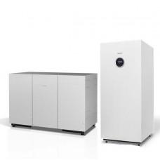 Geoterminis šilumos siurblys Bosch Compress 7000 LW EHP 22-2 LW 8738207481 be karšto vandens talpos su 15 kW tenu, 400v (on/of)