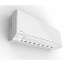 Šilumos siurblio Panasonic Multi Split INVERTER ECONAVI sieninis CS-TZ25TKEW vidinis blokas, šildymo galia 3,6 kW, šaldymo 2,5 kW Freonas R32