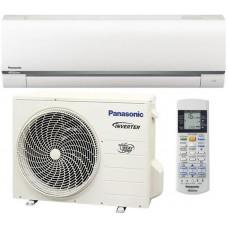 Šilumos siurblys Panasonic MULTISPLIT INVERTER+ sieninis CS-CZ25TKE+CU-CZ25TKE, šildymo galia 3,40 kW, Šaldymo 2,5 kW Freonas R32