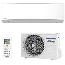 Šilumos siurblys Panasonic MULTISPLIT INVERTER+ sieninis CS-TZ25TKEW+CU-TZ25TKE, šildymo galia 3,3 kW, Šaldymo 2,5 kW Freonas R32