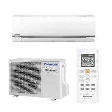 Šilumos siurblys Panasonic SPLIT INVERTER+ sieninis CS-FZ25UKE+CU-FZ25UKE, šildymo galia 3,15 kW, Šaldymo 2,5 kW Freonas R32