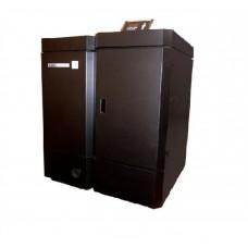 Granulinis katilas OPOP BLACK STAR 30 KOMPAKT su automatiniu šilumokaičio valymu