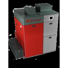 Granulinis katilas Biotech PZ50RL su vakuuminiu siurbliu GAIA 14,7 – 49,0 kW