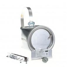 Dūmtraukio traukos reguliatorius Wolf Dn 130-150mm