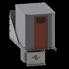 Granulių pakrovimo įrenginys su moduliniu sraigtiniu konvejeriu ir pneumatine transportavimo sistema (komplektas)