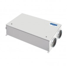 Rekuperatorius Komfovent Domekt-CF-250-F automatika C6, dešininis, su el. šildytuvu, be valdymo pulto, su entalpiniu šilumokaičiu, filtras M5/M5 Palubinis