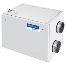 Rekuperatorius Komfovent Domekt-R-700-H automatika C6, dešininis, su el. šildytuvu, be valdymo pulto, Horizontalus