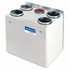 Rekuperatorius Komfovent Domekt-R-450-V automatika C6, dešininis, su el. šildytuvu, be valdymo pulto, M5/M5 Vertikalus