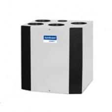 Rekuperatorius Komfovent Domekt-R-300-V automatika C6, dešininis, su el. šildytuvu, be valdymo pulto, M5/M5 filtras, Vertikalus