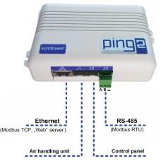 Komfovent tinklo modulis PING2 745200851