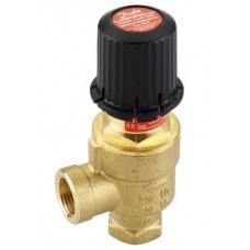 Apvadinis ventilis AVDO 20, PN 10 ribos 0,05-0,5 bar., kampinis 003L6007