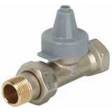 DN15 ventilis FJVR, tiesus, Kvs 0.73 Danfoss 003L1013