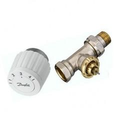 Komplektas RTL (FJVR 15 + termostatinė galvutė) tiesus Danfoss 003L1080