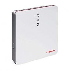 Vitoconnect 100, tipas OPTO2 nuotoliniam šildymo įrenginių valdymui internetu per Viessmann mobiliąją aplikaciją Vicare ZK03836