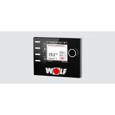 Patalpos temperatūros valdomas reguliatorius BM-2 Wolf 8908331