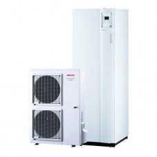 Šilumos siurblys oras - vanduo ATLANTIC ALFEA Excellia DUO TRI 14, 13 kW, su 190 l  karsto vandens talpa, be el. teno, 400/400v S1ALT-522667