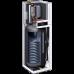 Šilumos siurblys oras-vanduo VIESSMANN VITOCAL 222-S AWBT-M-E 221.C13, 13 kW 230/400 V su integruotu 210 l karšto vandens talpa, su el. 9 kW tenu Z015359