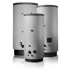 Vandens šildytuvas nerūdijančio plieno VPB 750 NIBE su gyvatuku 083231
