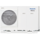 PANASONIC ŠILUMOS SIURBLYS Aquarea H GENERATION MONO-BLOC HP WH-MDC05F3E5 5,0/4,5 kW, 3 kW tenu, 230/230 V, su vėsinimo funkcija (monoblokas)